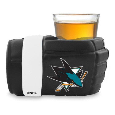 San Jose Sharks Mini Shot Glove