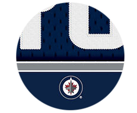 NHL Personalized Jersey Name Print - Winnipeg Jets