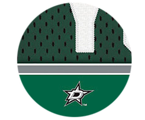 NHL Personalized Jersey Name Print - Dallas Stars