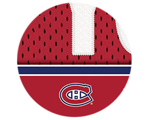 NHL Personalized Jersey Name Print - Montreal Canadiens