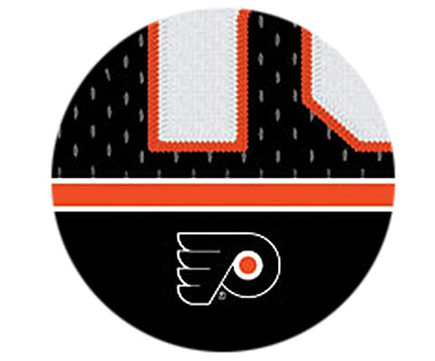 NHL Personalized Jersey Name Print - Philadelphia Flyers