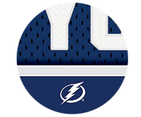 NHL Personalized Jersey Name Print - Tampa Bay Lightning