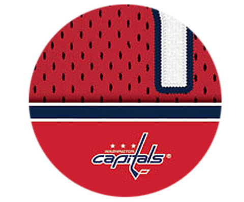 NHL Personalized Jersey Name Print - Washington Capitals