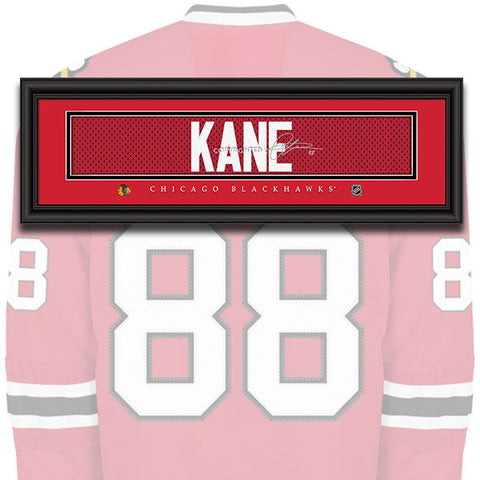 Chicago Blackhawks - Patrick Kane - NHL Jersey Patch