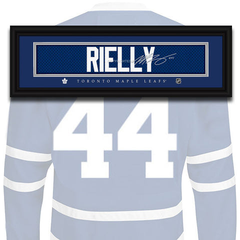 Morgan Rielly jersey