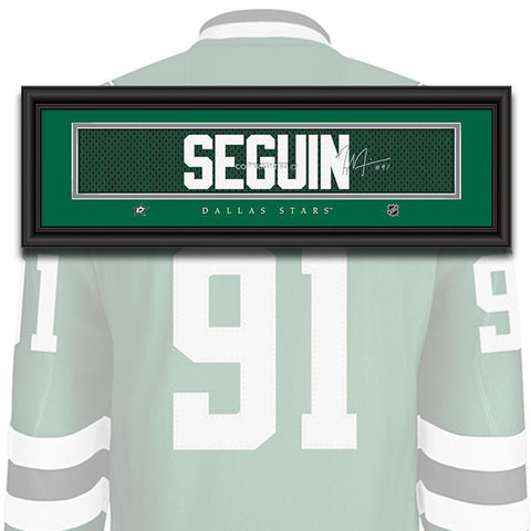 Dallas Stars - Tyler Seguin - NHL Jersey Patch
