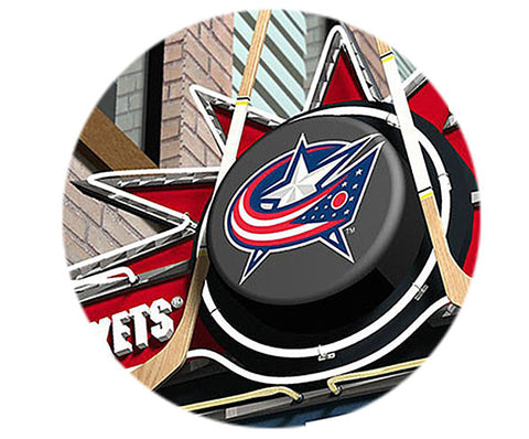 Personalized NHL Pub Sign - Columbus Blue Jackets