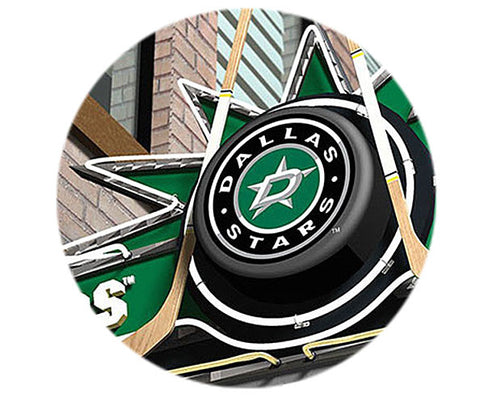 Personalized NHL Pub Sign - Dallas Stars