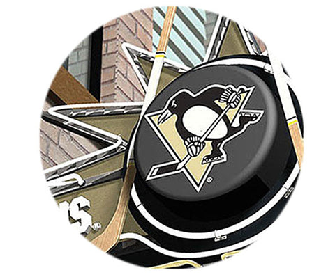 Personalized NHL Pub Sign - Pittsburgh Penguins