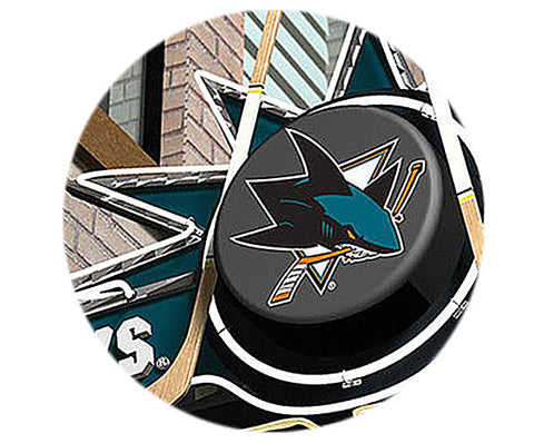 Personalized NHL Pub Sign - San Jose Sharks