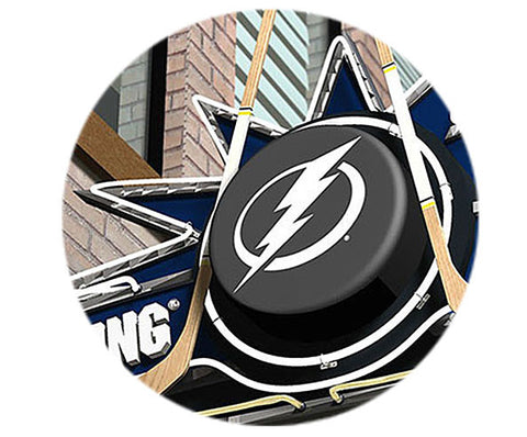 Personalized NHL Pub Sign - Tampa Bay Lightning