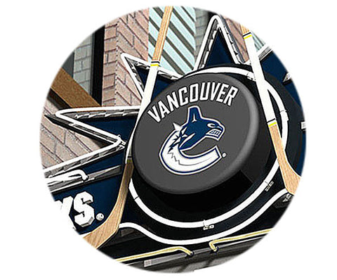 Personalized NHL Pub Sign - Vancouver Canucks