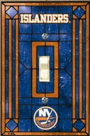 New York Islanders AG Switch Plate