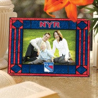 New York Rangers AG Horizontal Frame