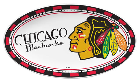 Chicago Blackhawks **Ceramic Platter