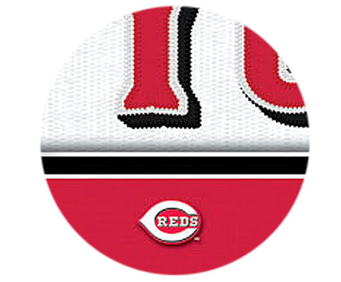 MLB Personalized Jersey Name Patch - Cincinnati Reds