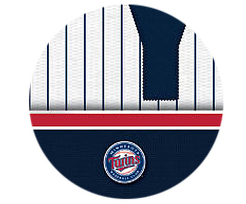 MLB Personalized Jersey Name Patch - Minnesota Twins