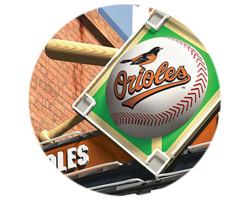 MLB Personalized Pub Sign - Baltimore Orioles