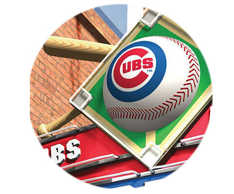 MLB Personalized Pub Sign - Chicago Cubs