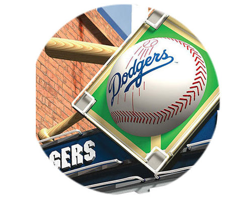 MLB Personalized Pub Sign - Los Angeles Dodgers