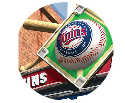MLB Personalized Pub Sign - Minnesota Twins