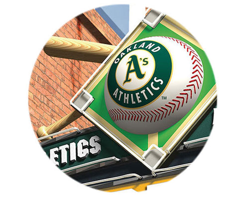 MLB Personalized Pub Sign - Oakland Athletics