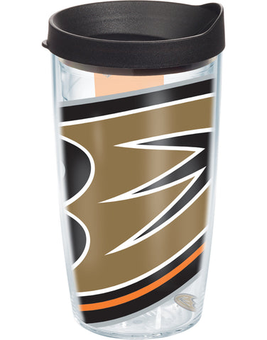 Anaheim Mighty Ducks 16oz Colossal Wrap w/ Lid