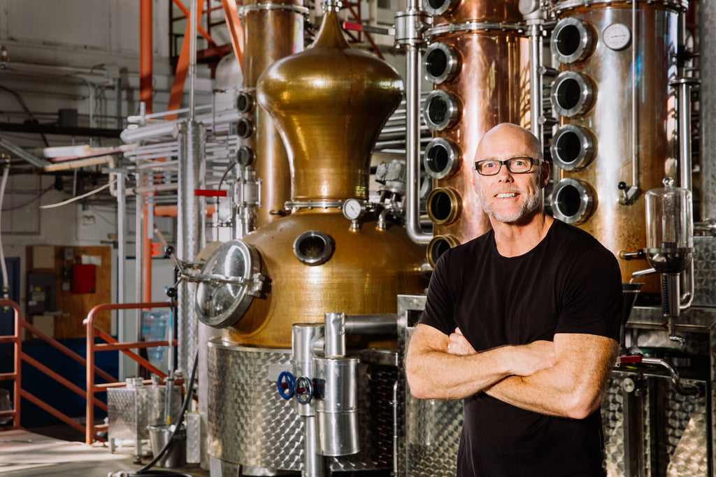 Green Chile Vodka & Other Inspired Bottles: A Chat with Lance Winters, Master Distiller at St. George Spirits