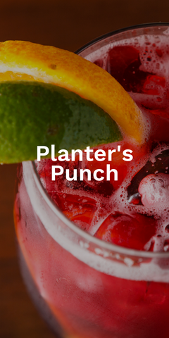 Planter's Punch Jamaican Rum Punch recipe