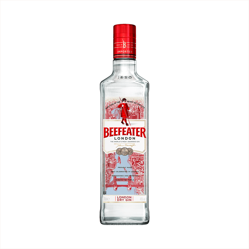 Bottle of Beefeater Long Dry Gin