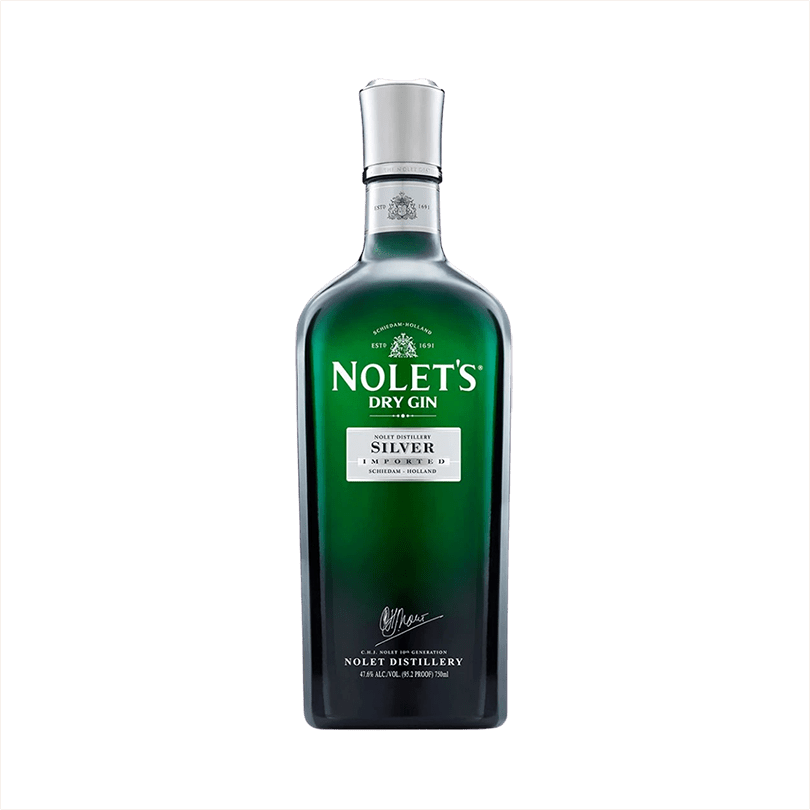 Bottle of NOLET'S Silver Gin