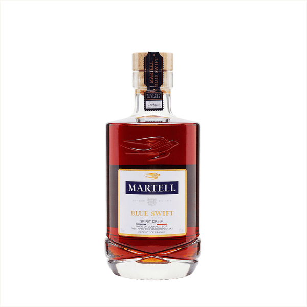 Martell Blue Swift Cognac is an award-winning unique spirit.