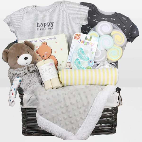 Doggy Baby Basket