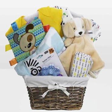 Doggy Fun Basket