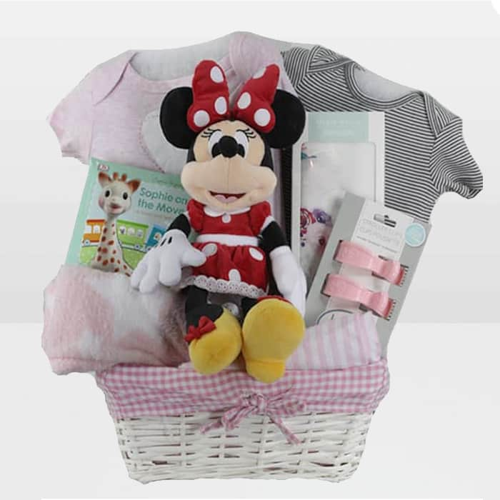 Minnie Mouse Baby Girl