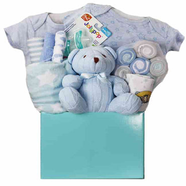 Teddy  Arrival Gift Basket - Sold Out
