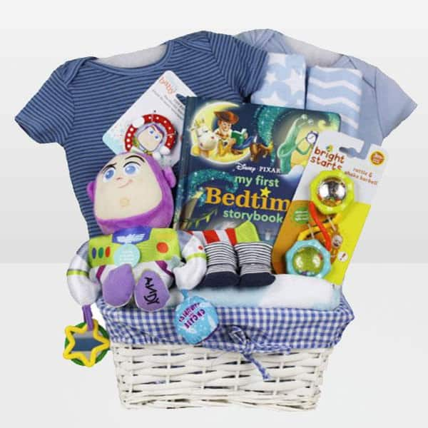 Toy Story Buzz Baby Basket