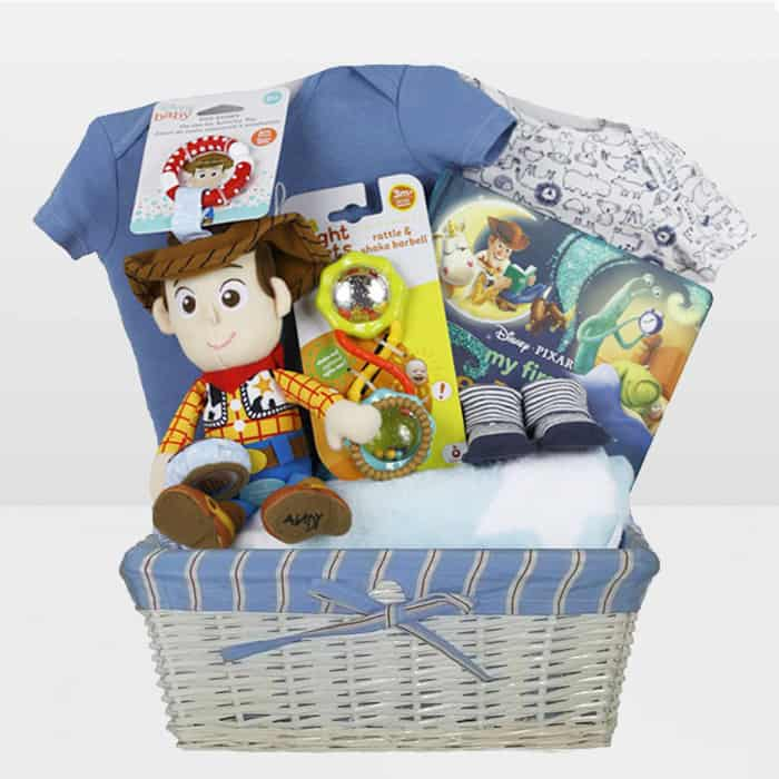 Toy Story Woody Baby Basket