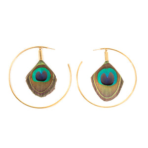 Munek Earrings