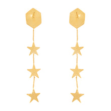 Load image into Gallery viewer, Jalil Earrings Mother Pearl