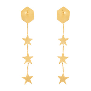 Jalil Earrings Mother Pearl