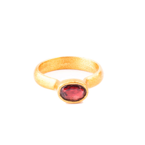 Milly Ring / Granate