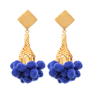 Tutu earrings