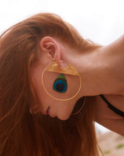 Load image into Gallery viewer, Lool Earrings Gld