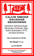 Load image into Gallery viewer, Cajun Smoke Sausage
