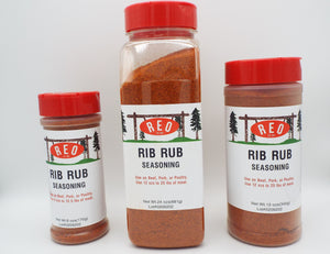 Rib Rub Seasoning
