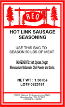 Load image into Gallery viewer, Hot Link Sausage Seasoning