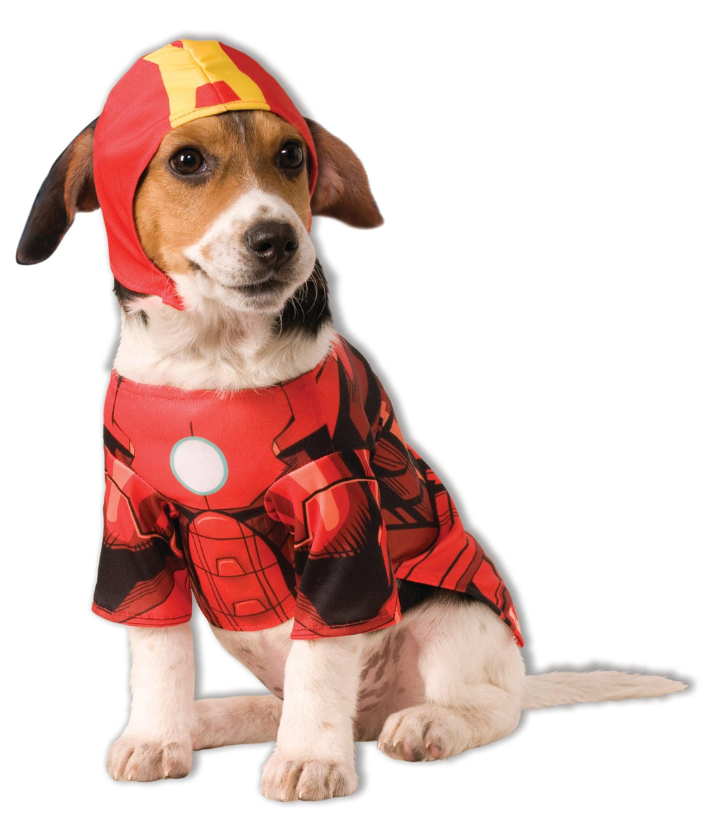 Pet - Iron Man Costume