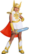 Load image into Gallery viewer, Child - She-Ra and the Princess of Power She-Ra Costume