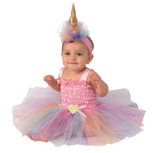 Load image into Gallery viewer, Infant and Toddler - Unicorn Tutu Costume